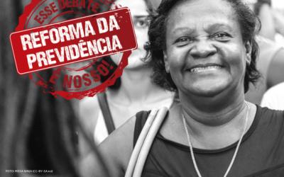 Campanha Direitos Valem Mais disponibiliza acervo com materiais para subsidiar o debate sobre a Reforma da Previdência proposta por Bolsonaro