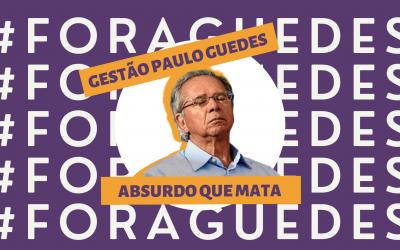Coalizão Direitos Valem Mais entra com pedido de impeachment de Paulo Guedes no Supremo Tribunal Federal